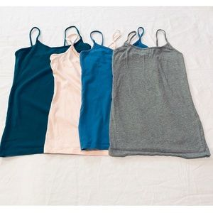 Forever 21 Basic Cami Bundle